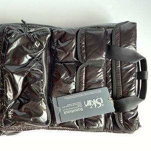 Handbags - BNWT iSkin travel laptop puffer backpack